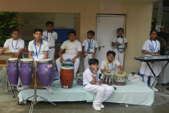 Vivekanand Vidya Vihar-Music Event