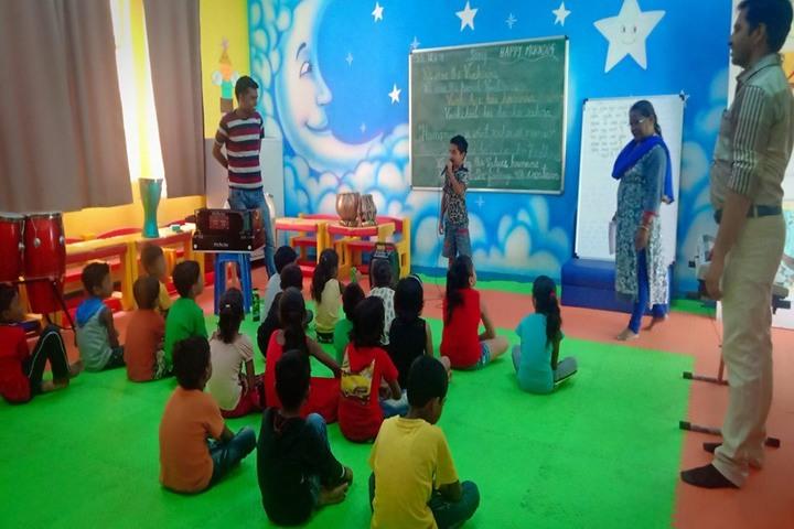 Vivekanand Vidya Vihar-Play Activity