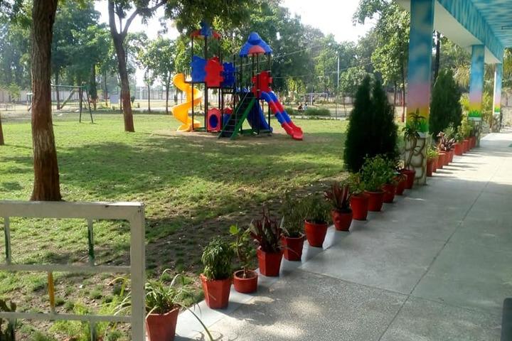 Vivekanand Vidya Vihar-PlayArea