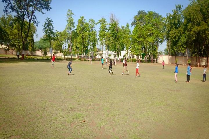 Vivekanand Vidya Vihar-PlayGround