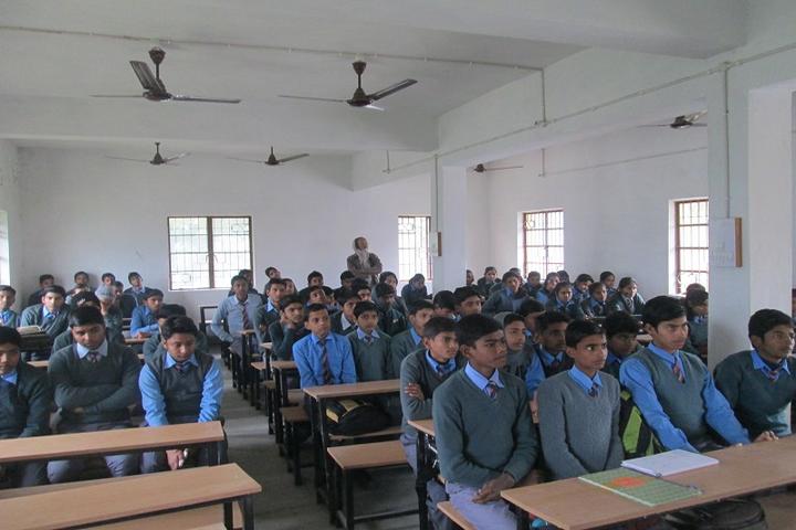 Campus Public School Bihar-Class Room