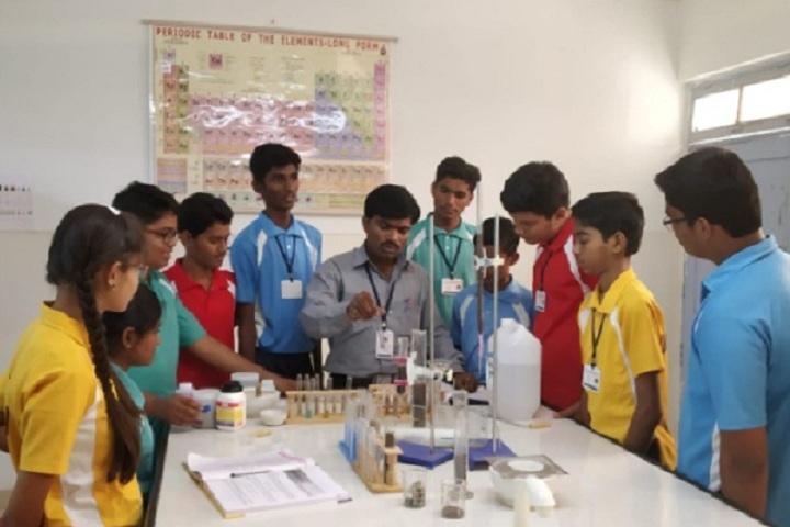 Aarya Public School-Laboratory