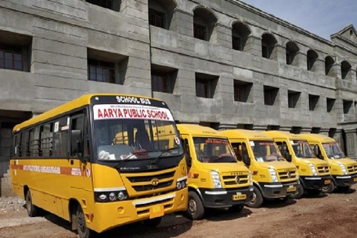 Aarya Public School-Transport