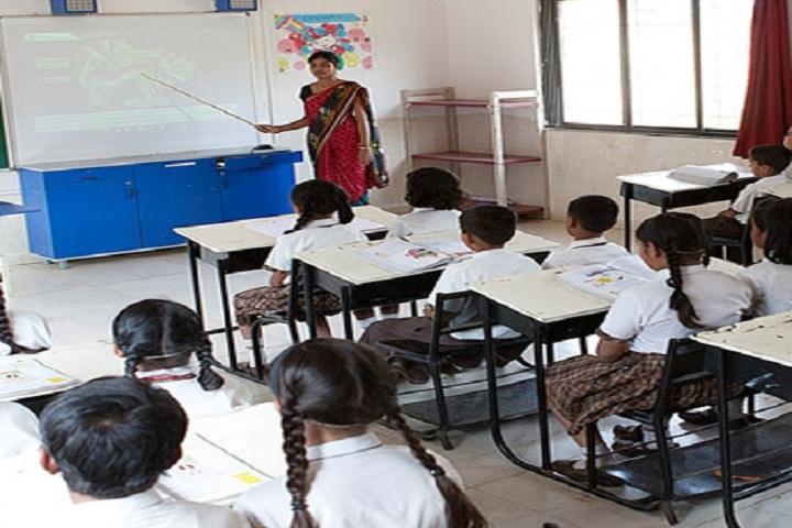Aaryans School-Classroom