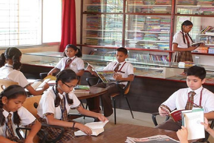 Aaryans School-Library