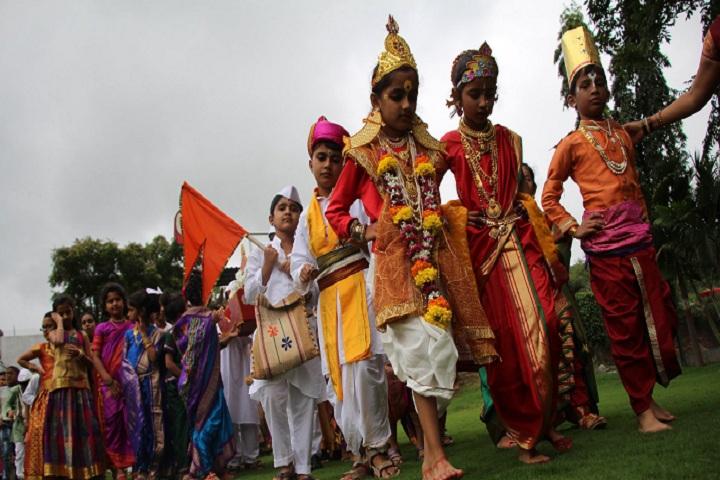 Aaryans School-Events celebration