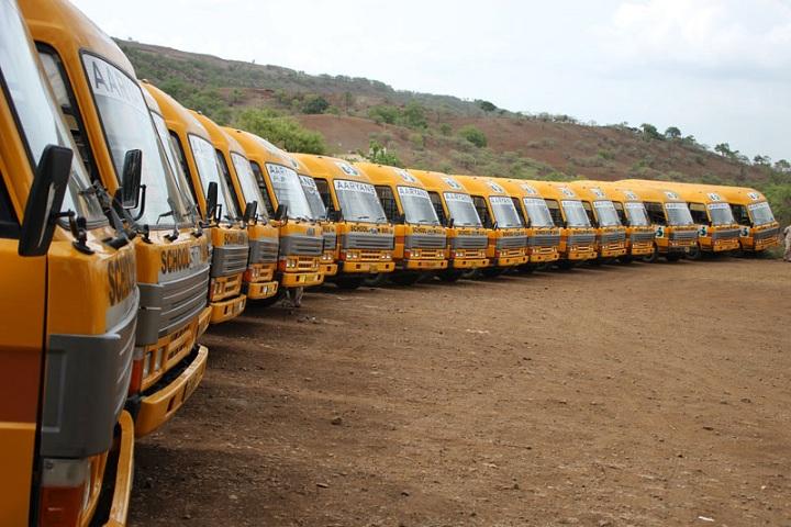 Aaryans School-Transport