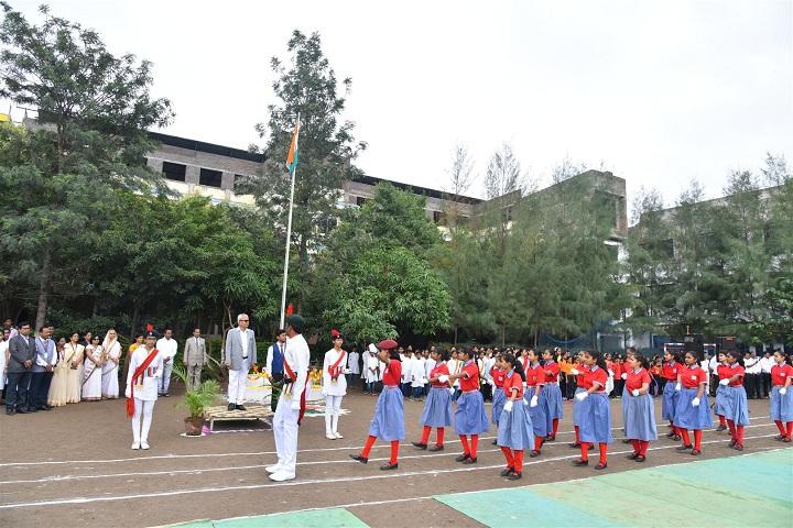 Abhinav Education Societys Vasundhara Academy-Events republic day