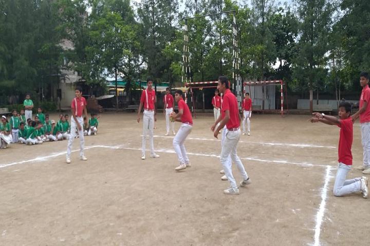 Abhinav Education Societys Vasundhara Academy-Sports