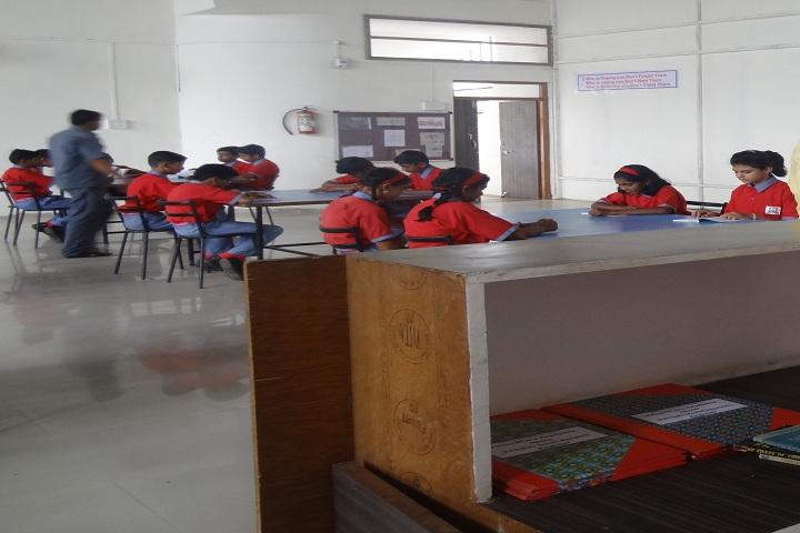 Abhinav Education Societys Vasundhara Academy-Library