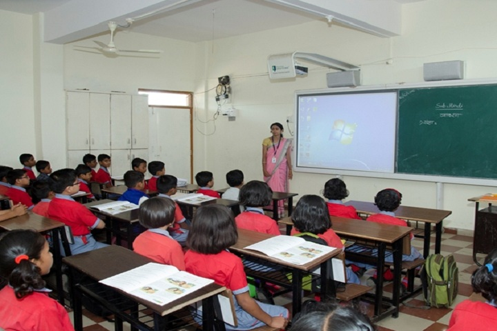 Abhinav Education Societys Vasundhara Academy-Classroom