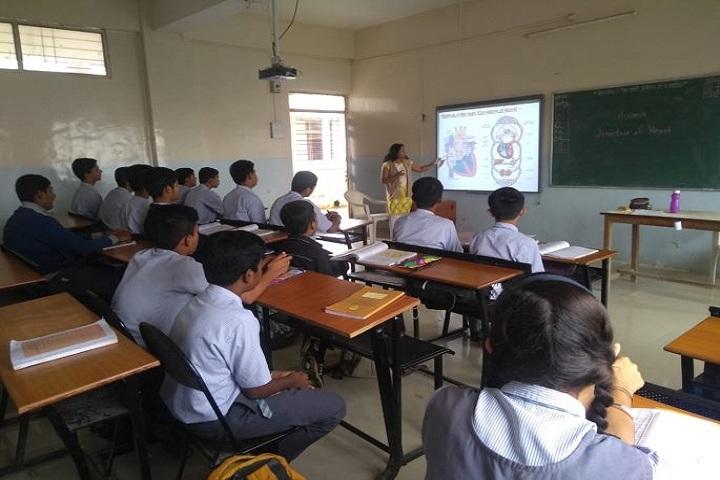 Abhinav English School-Classroom smart