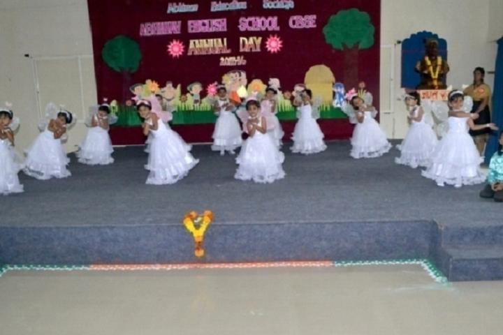 Abhinav English School-Events dance