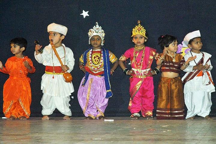 Abhinav English School-Events function