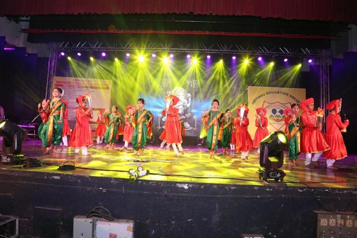 Abhinav English School-Events programme