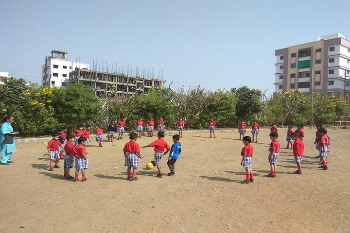 Abhinav English School-Sports