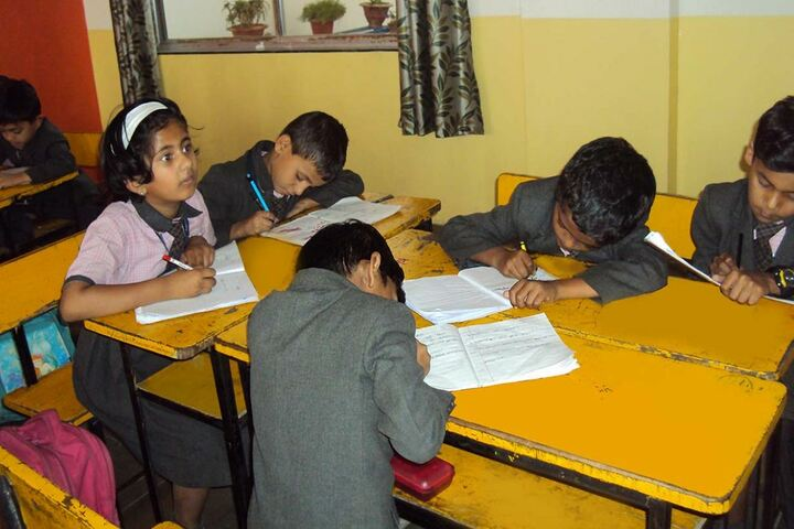 Abhyasa English School-Classroom