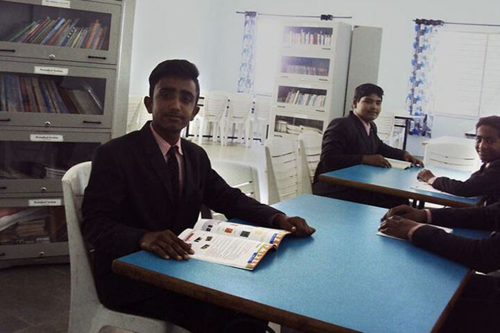Abhyasa English School-Library