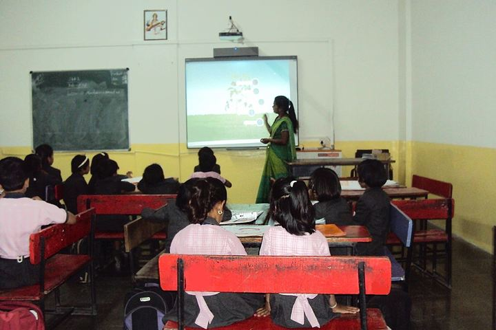 Abhyasa English School-Smart Class