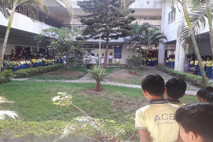 Ace Academy-Campus Area