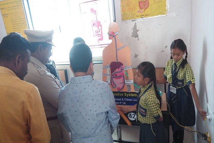 Achievers Heights International School-Science Exhibition