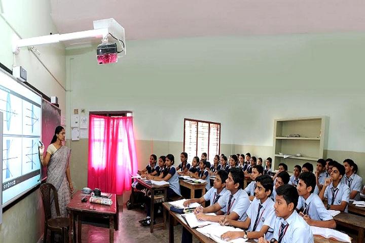 Adarsh Public School-Classroom
