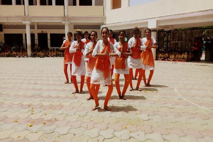 Adarsh Sanskar Vidyalaya-Events dance