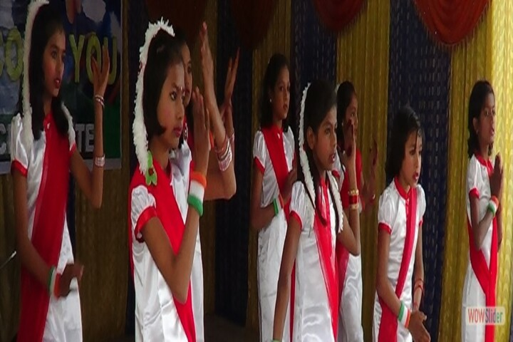 CD Fort Public School-Dance