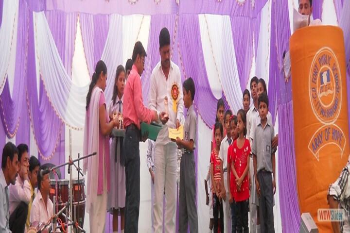 CD Fort Public School-Felicitation