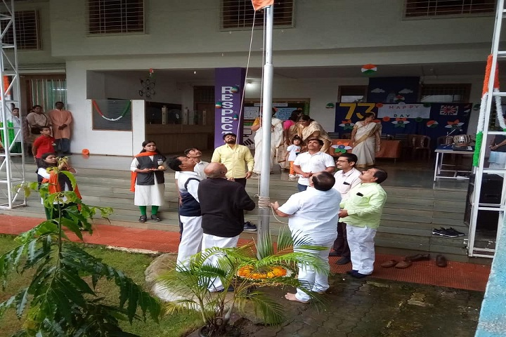 Aditya English Medium School-Republic Day