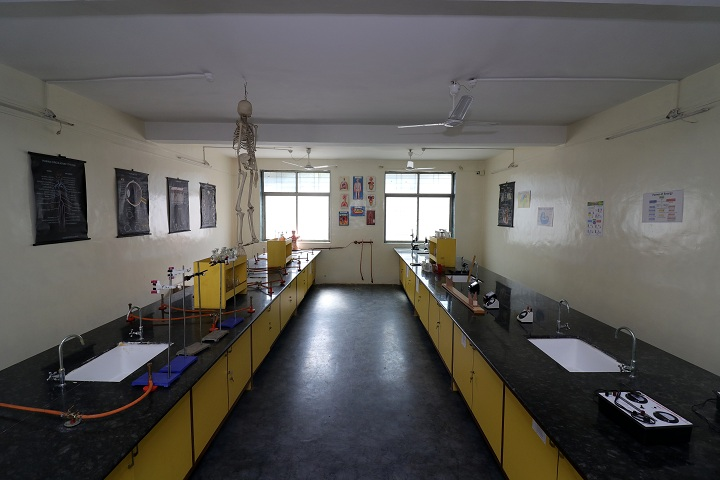 Aditya English Medium School-Laboratory Biology