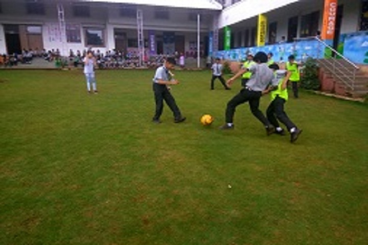 Aditya English Medium School-Sports