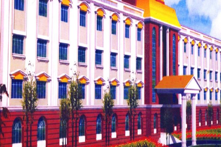 AGP Public School-Campus View