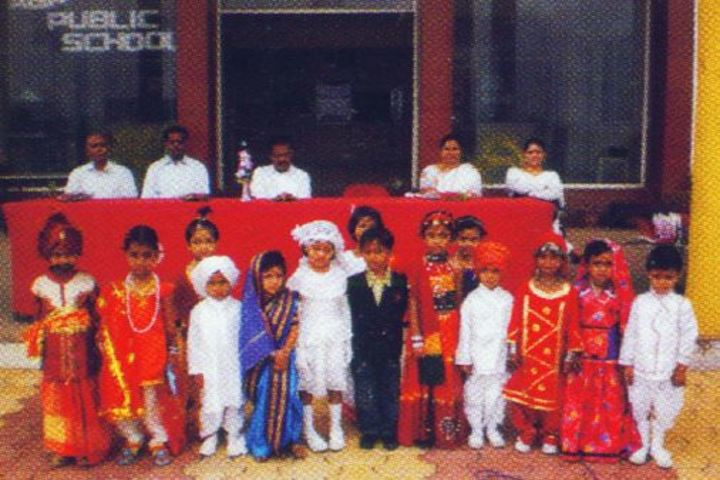 AGP Public School-Cultural Activities