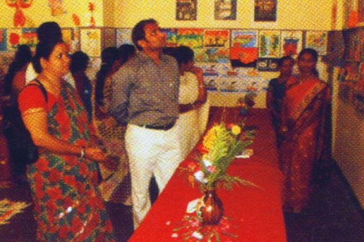 AGP Public School-Exhibition