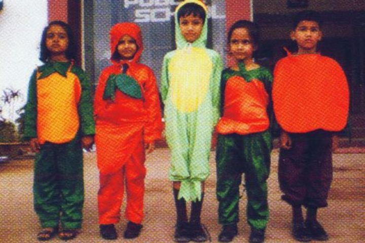 AGP Public School-Fancy Dress