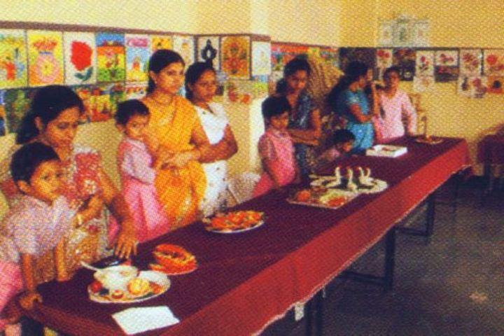 AGP Public School-Food Fest