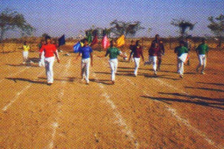 AGP Public School-Sports