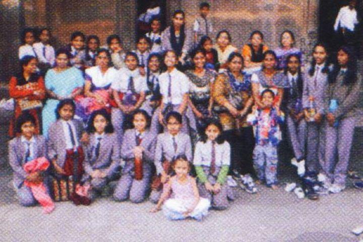 AGP Public School-Students