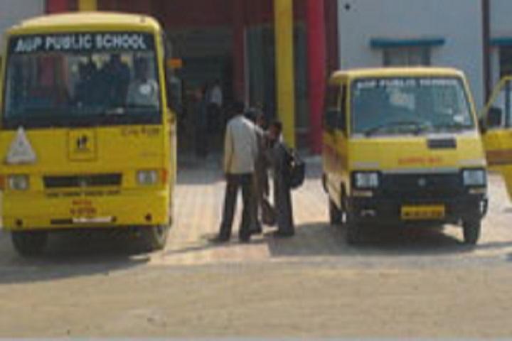 AGP Public School-Bus