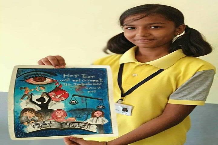 AGP Public School-Painting Competition
