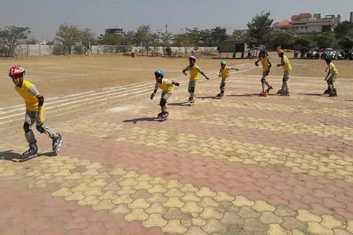 AGP Public School-Skating