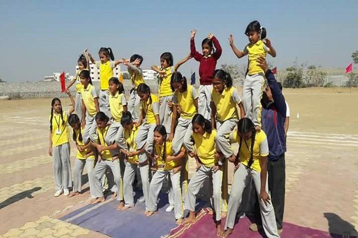 AGP Public School-Sports Day Celebration