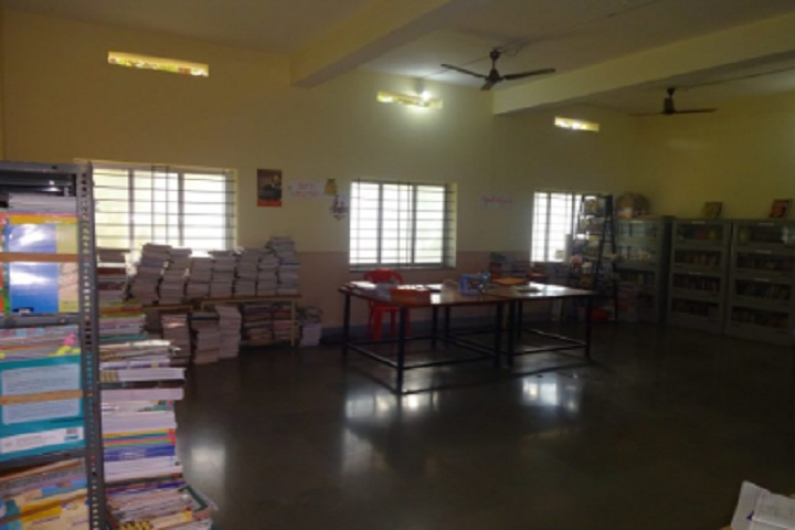 Agragami Convent School-Library