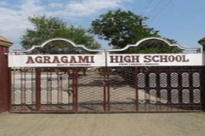 Agragami Convent School-School Entrance