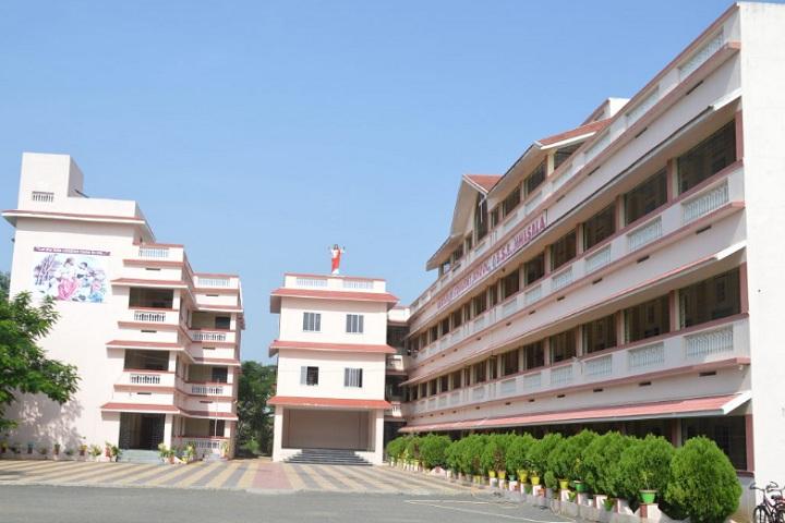 Agragami Convent School-School View