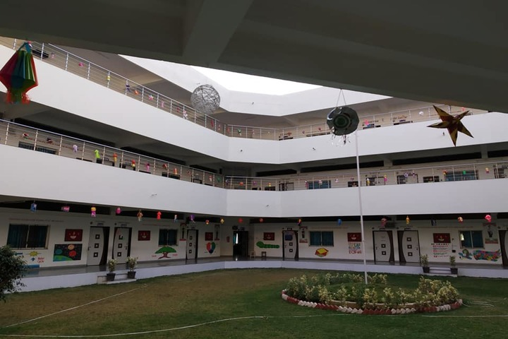 Agrasen Vidya Mandir-Campus View