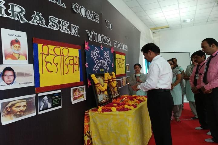 Agrasen Vidya Mandir-School Event
