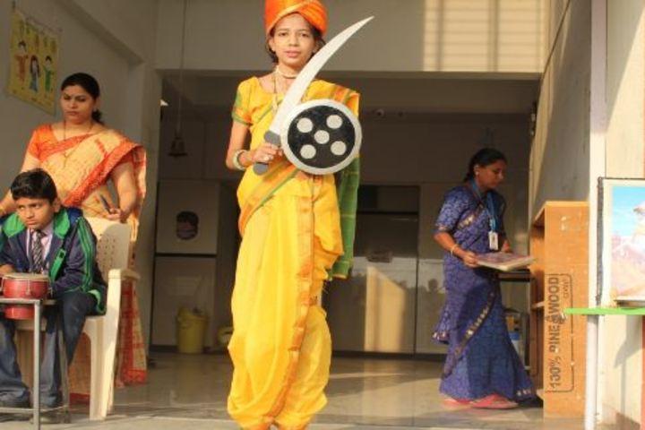 Ahinsa International School-Activity