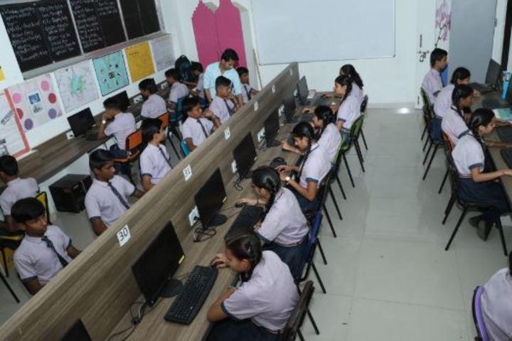 Ahinsa International School-Computer Lab